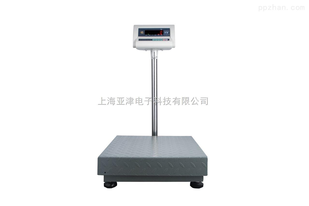 【亚津】标准美观电子台秤 150kg