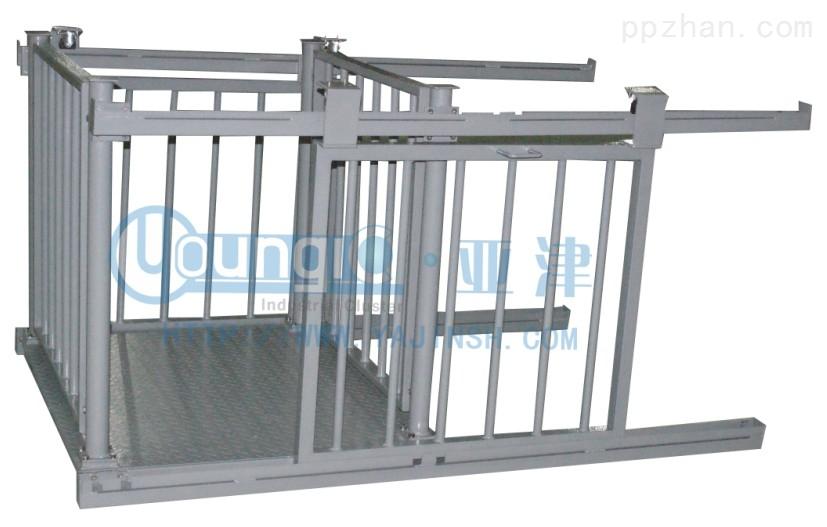 1.上海磅秤碳钢动物秤