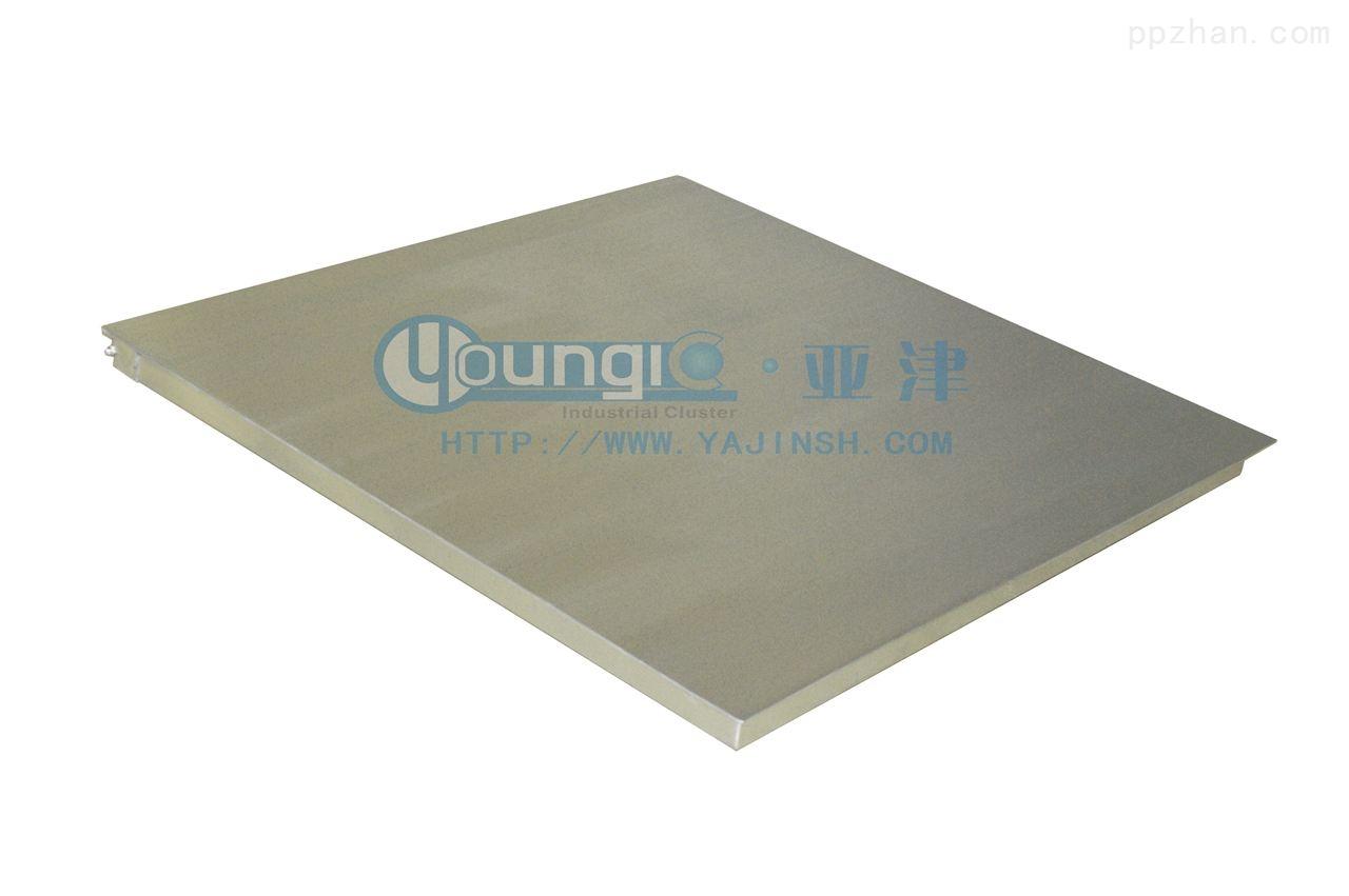 0.5T防爆电子镑单层不锈钢面板