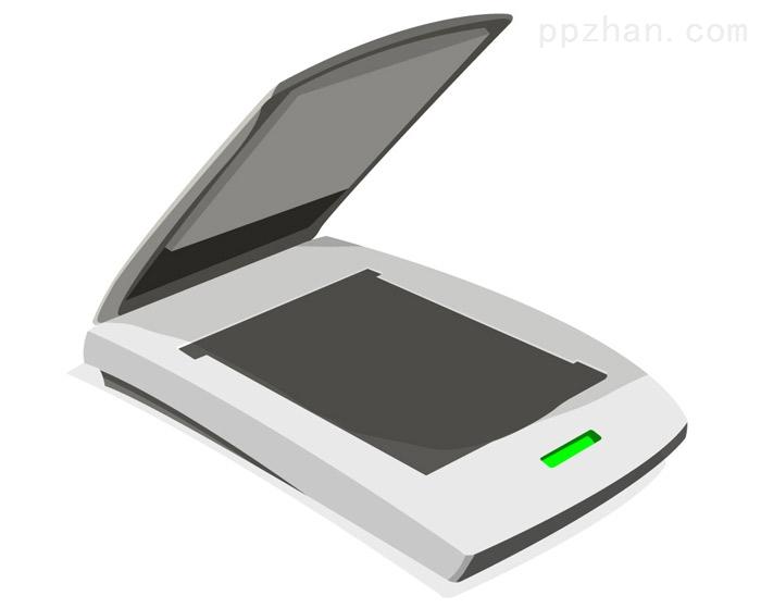 彩色扫描仪_精益OpticProS96A4幅面平板式彩色扫描仪照