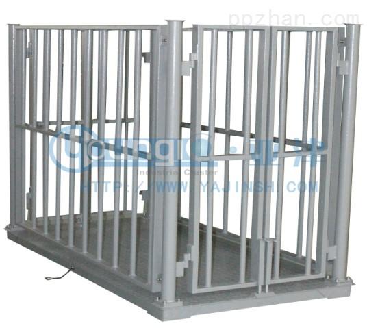 0.5吨碳钢动物秤