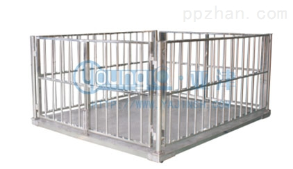 1吨牲畜秤不锈钢动物秤