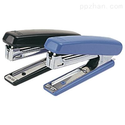 办公用品订书机加厚手动可得优5569塑胶省力多功能订书器 省力