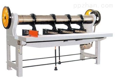 广东供应各种优质纸箱机械 四联开槽切角机 QJ-2500B型