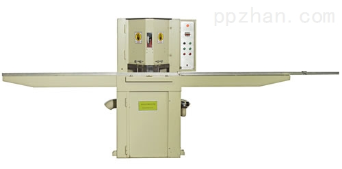 超诺实业销售环保多功能纸箱机械四联开槽切角机