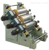 YG-1200纸面压光机