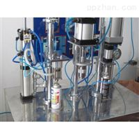 QGQ750通用型全自动气雾剂灌装机