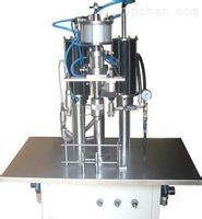 自动 气雾剂灌装机械设备 液体推进剂气体一起灌装