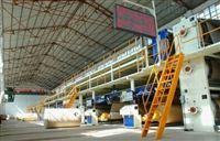 厂家制造 五层瓦楞纸板生产线 单瓦生产设备 纸板流水线