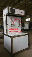 济阳商河两头立式润滑油防冻液玻璃水灌装机